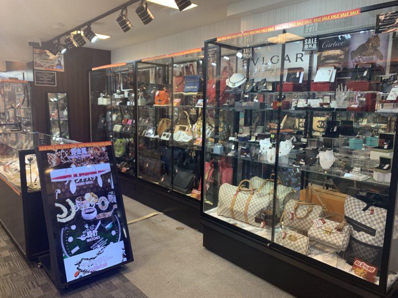 Ginza Paris Okachimachi store