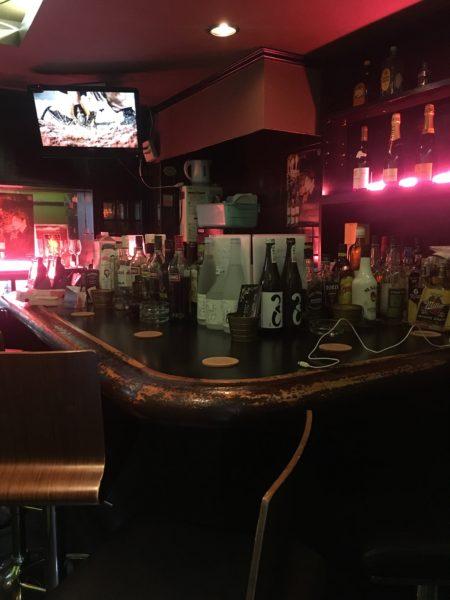 M's stylish bar