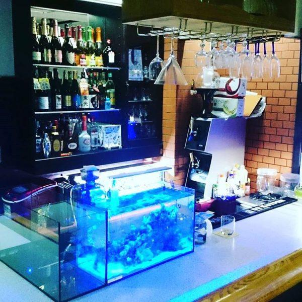 aquarium bar ルルパフェ