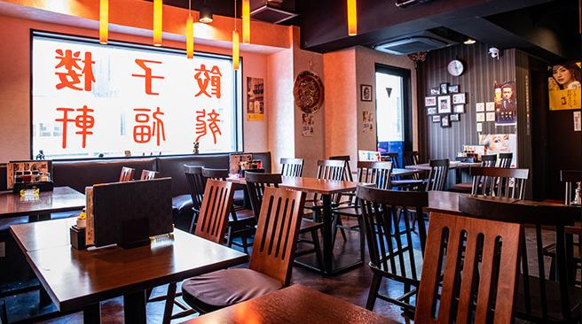 中華居酒屋 龍福軒 雷門店