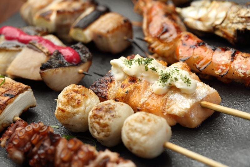 鶏魚串海鮮居酒屋 赤とんぼ