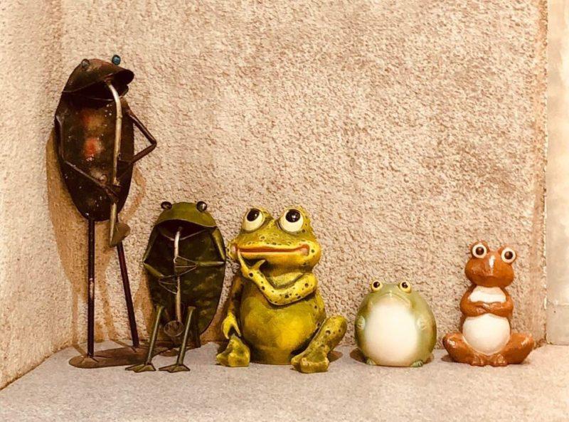 シャンソンバー 蛙たち