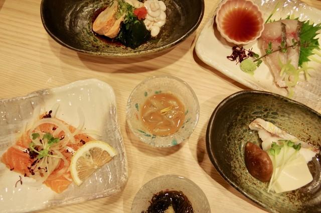 鮨と酒 魚伸